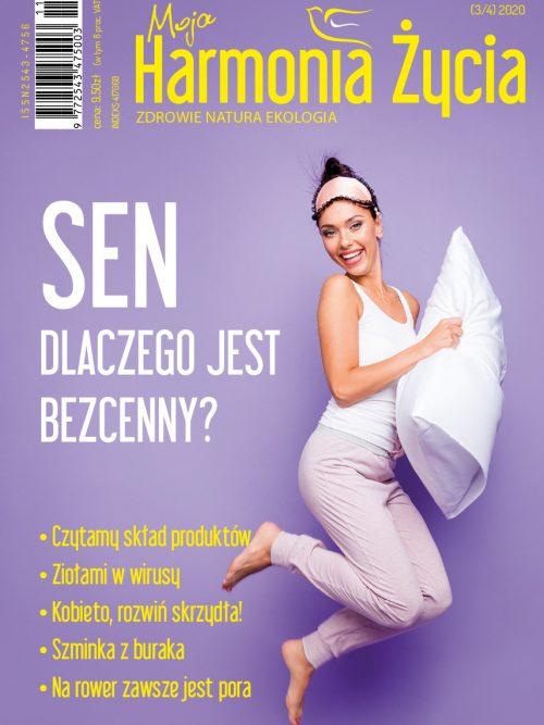 Magazyn Moja Harmonia Życia 3/4 2020